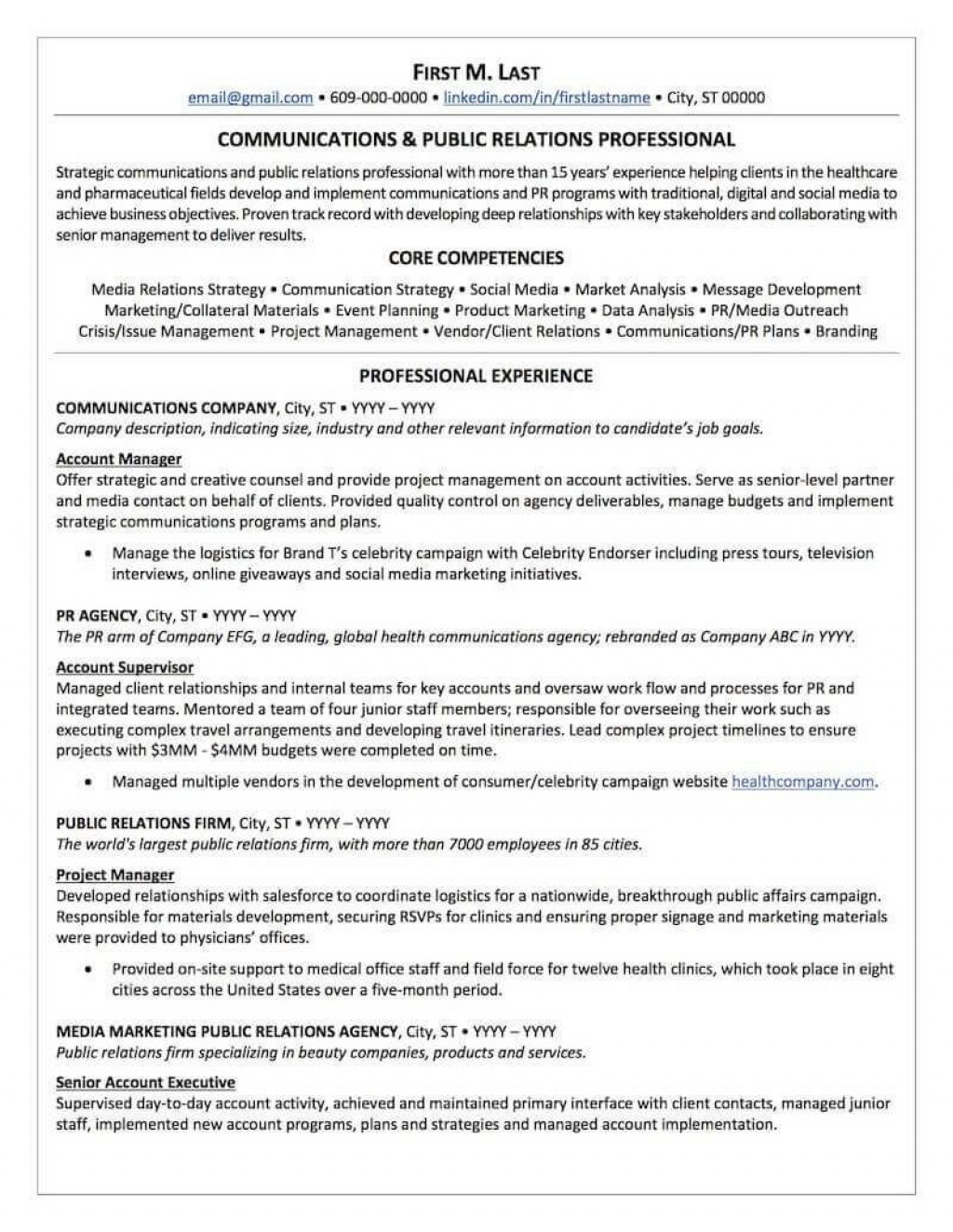 008 Exceptional Public Relation Strategy Plan Template Inspiration  ExampleLarge