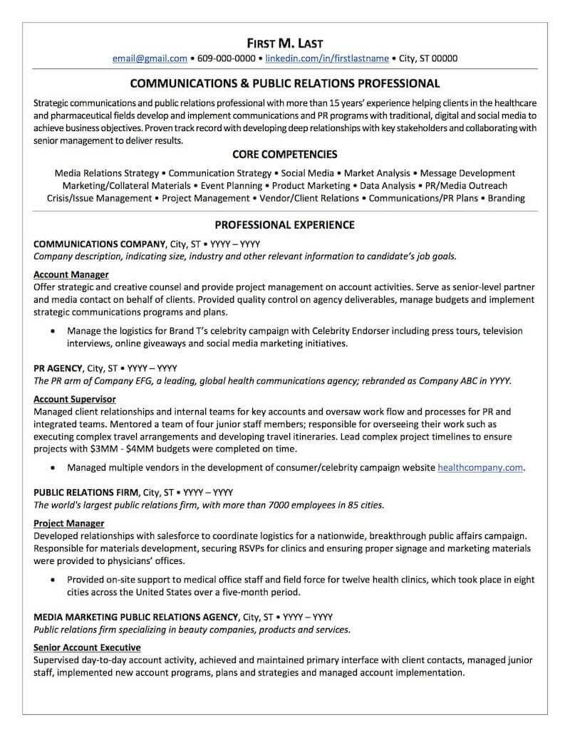 008 Exceptional Public Relation Strategy Plan Template Inspiration  ExampleFull