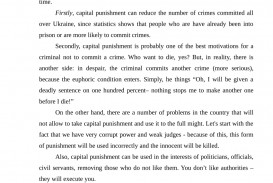 008 Fantastic Capital Punishment Essay Idea  Ielt Simon In Hindi
