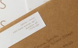 008 Fantastic Envelope Label Template Free High Def  Download