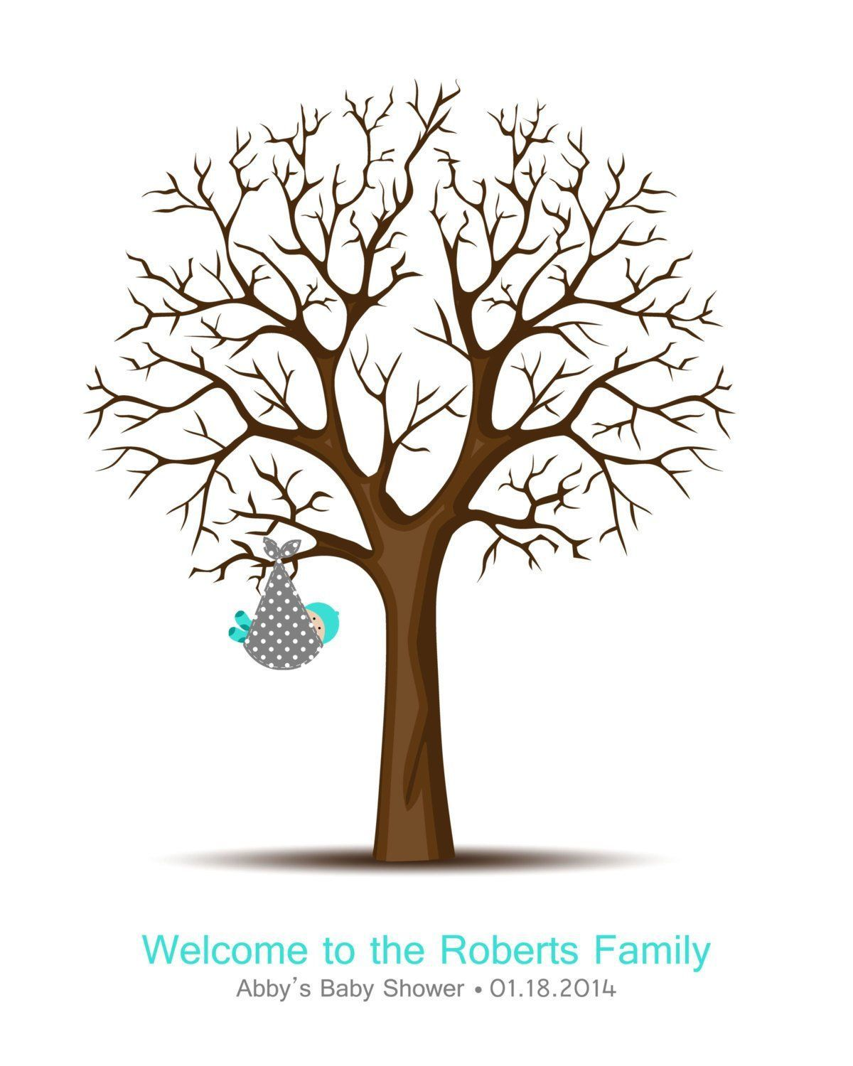 008 Fantastic Family Tree For Baby Book Template High Definition  PrintableFull