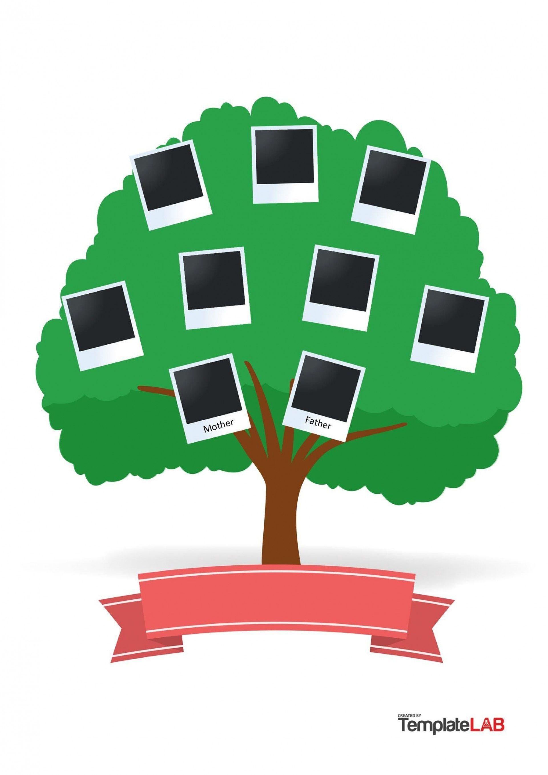 008 Fantastic Free Editable Family Tree Template For Mac Image Full