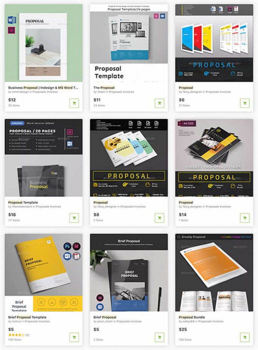 008 Fantastic Microsoft Word Proposal Template Free Concept  Busines Project Download Sponsorship