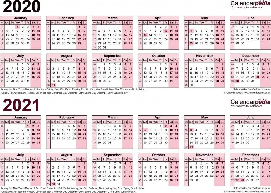 008 Fantastic Payroll Calendar Template 2020 Example  Free Biweekly Excel