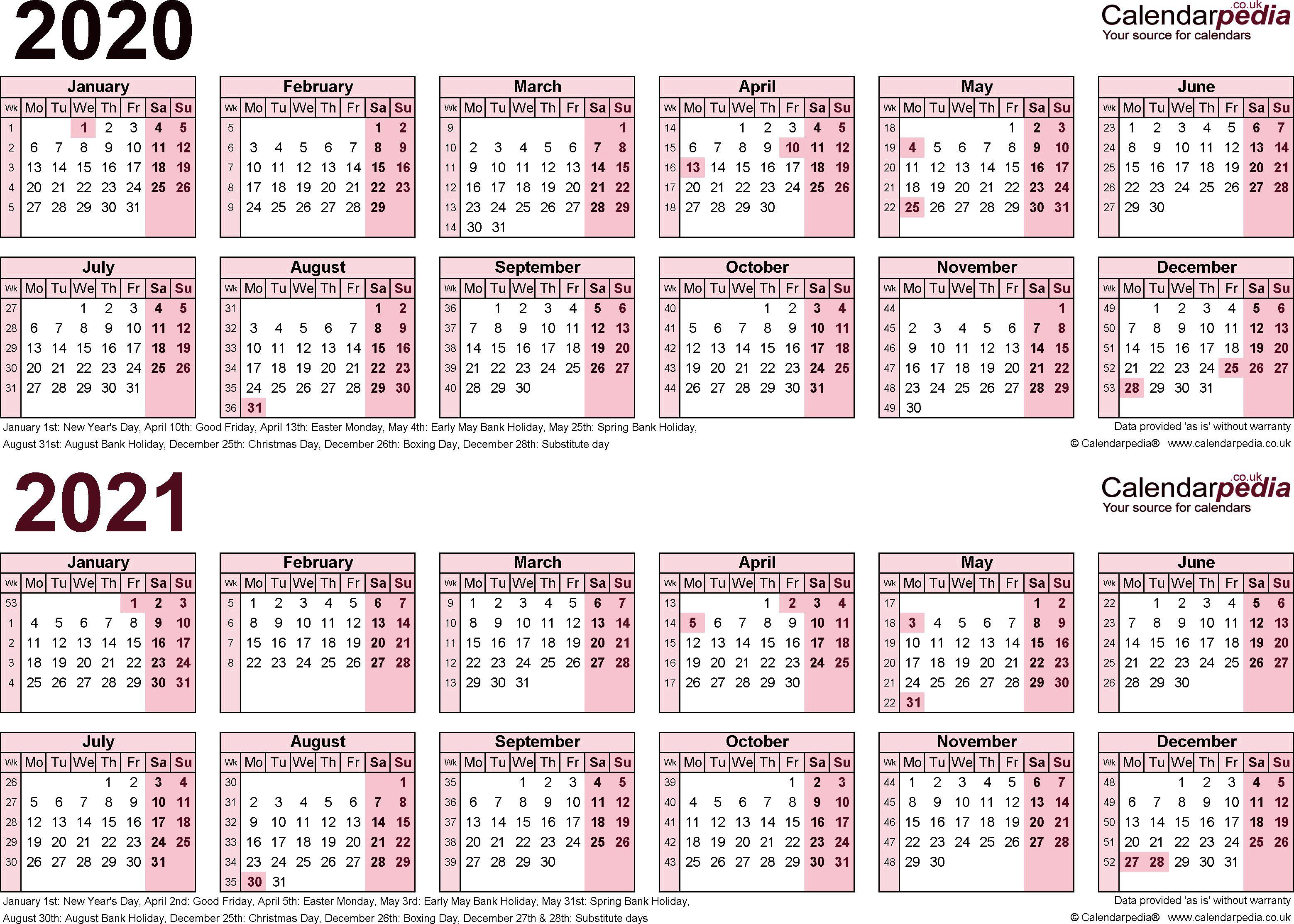 2021 Biweekly Payroll Calendar Template Payroll Calendar Template 2020 ~ Addictionary