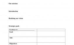 008 Fantastic Strategic Plan Word Template High Def  Document Microsoft Marketing