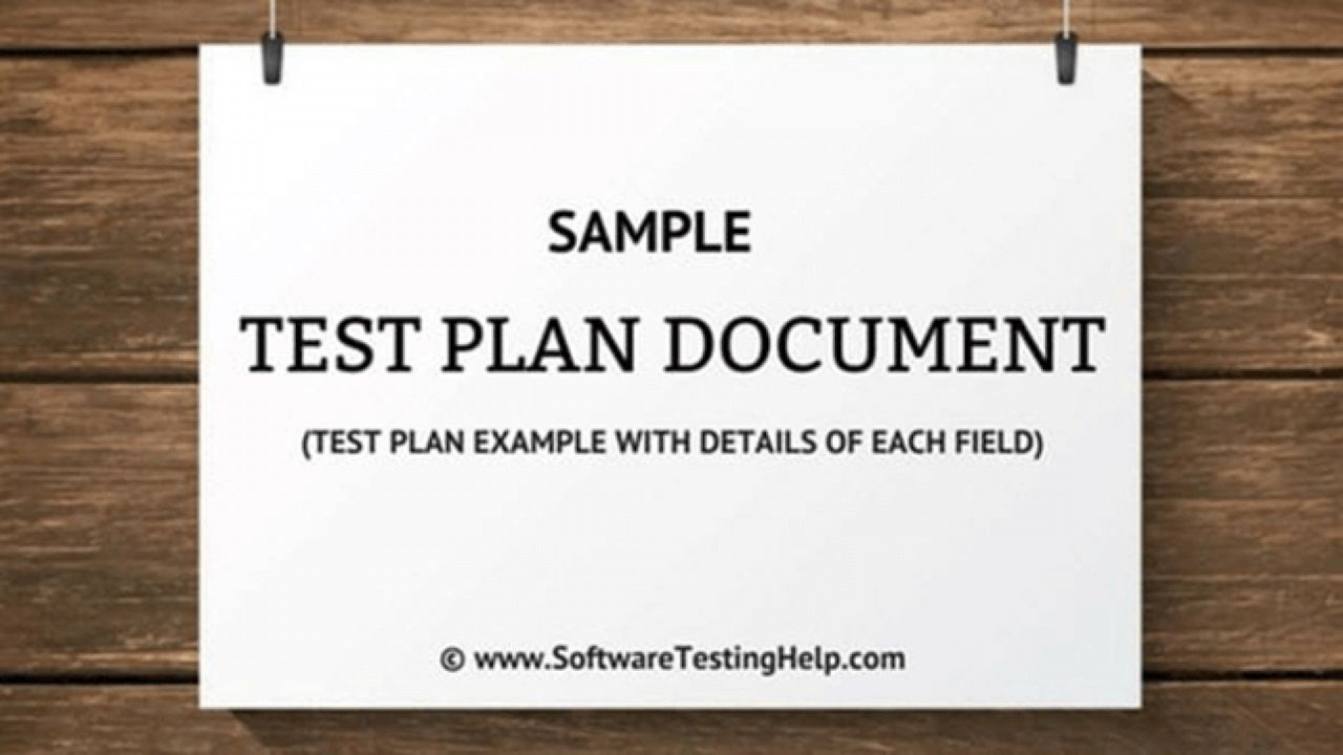 008 Fascinating Agile Test Plan Template Highest Clarity  Word Example Document1920