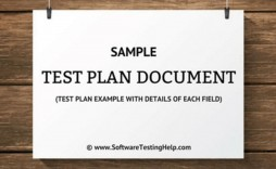 008 Fascinating Agile Test Plan Template Highest Clarity  Word Example Document