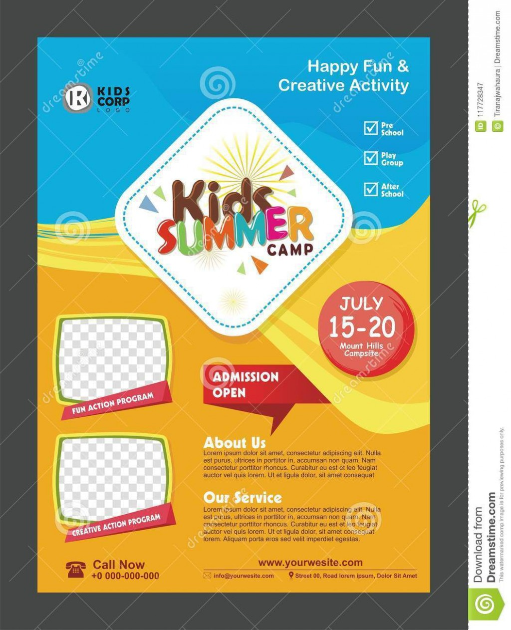 008 Fascinating Free After School Program Flyer Template Picture Large