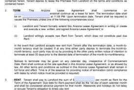 008 Fascinating Housing Rental Agreement Template Free Highest Clarity