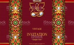008 Fascinating Indian Wedding Invitation Template High Resolution  Templates Online Editor Free After Effect Download For Word India