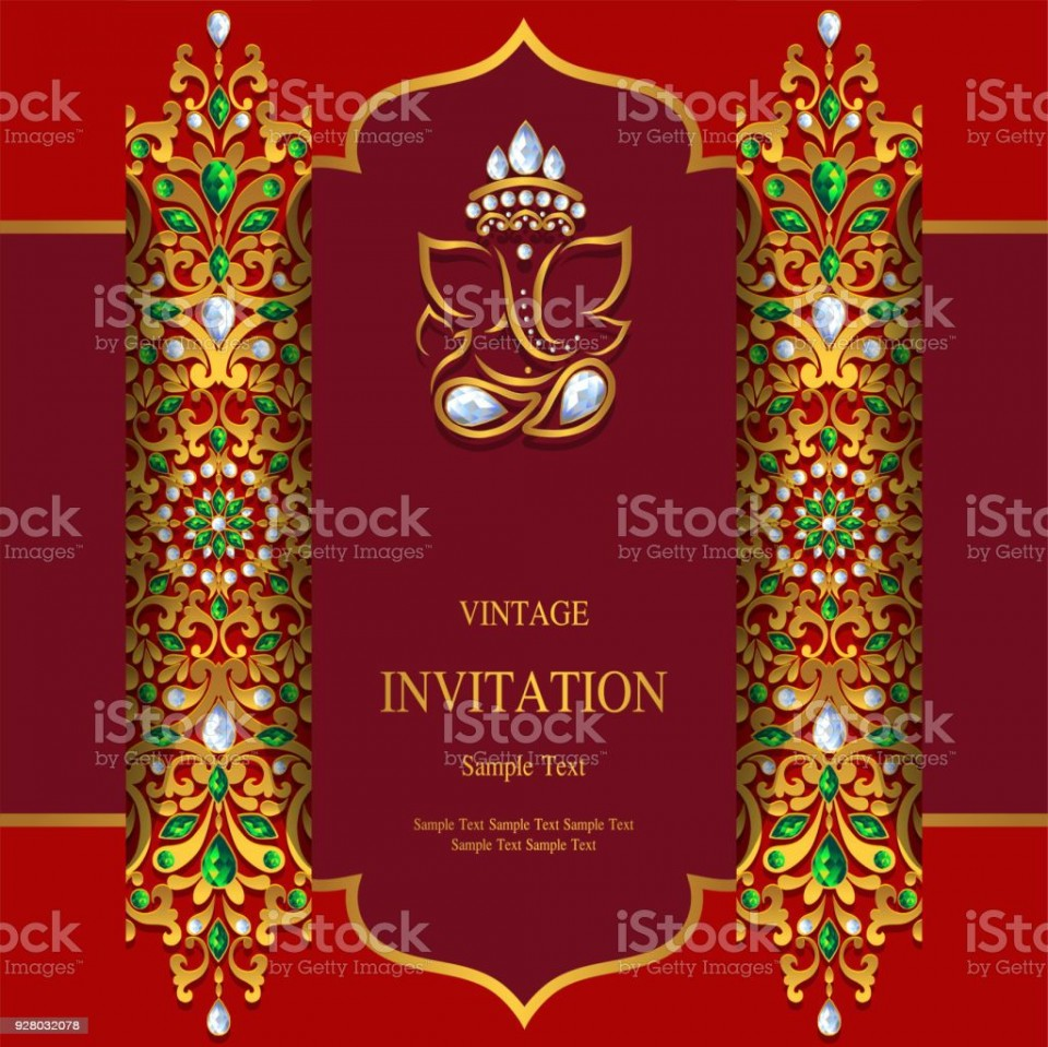 008 Fascinating Indian Wedding Invitation Template High Resolution  Psd Free Download Marriage Online For Friend960