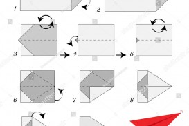 008 Fascinating Printable Simple Paper Airplane Instruction High Resolution  Plane