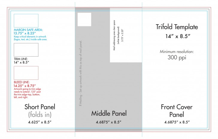 008 Fascinating Tri Fold Brochure Indesign Template Concept  Free Adobe728