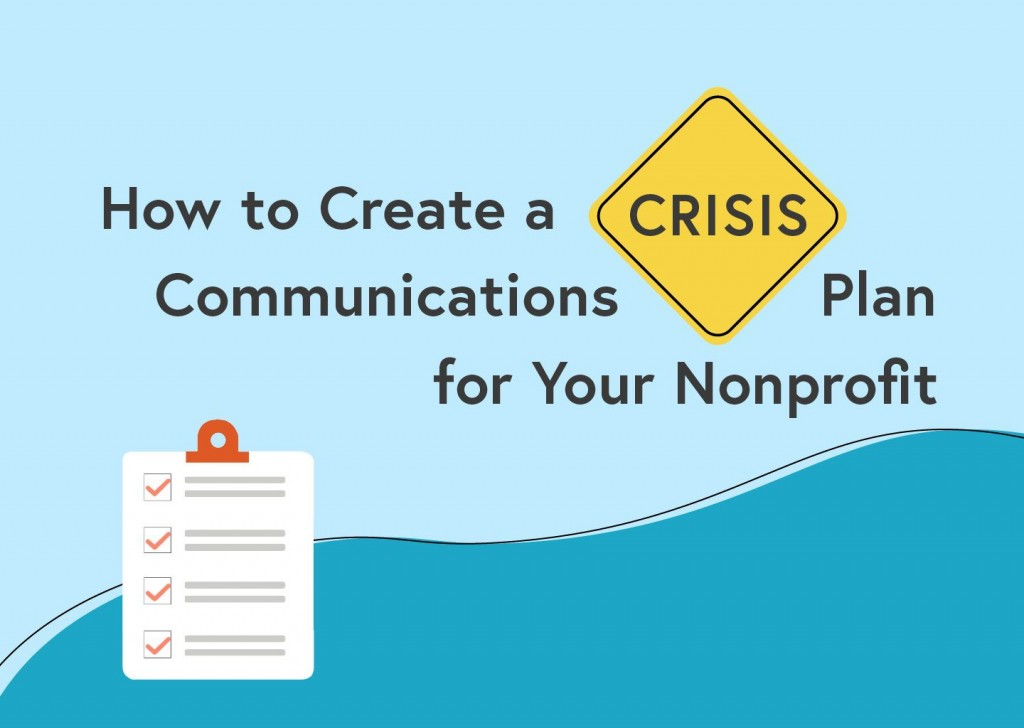 008 Fearsome Crisi Communication Plan Template Example  For Higher Education NonprofitLarge