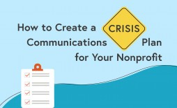 008 Fearsome Crisi Communication Plan Template Example  For Higher Education Nonprofit