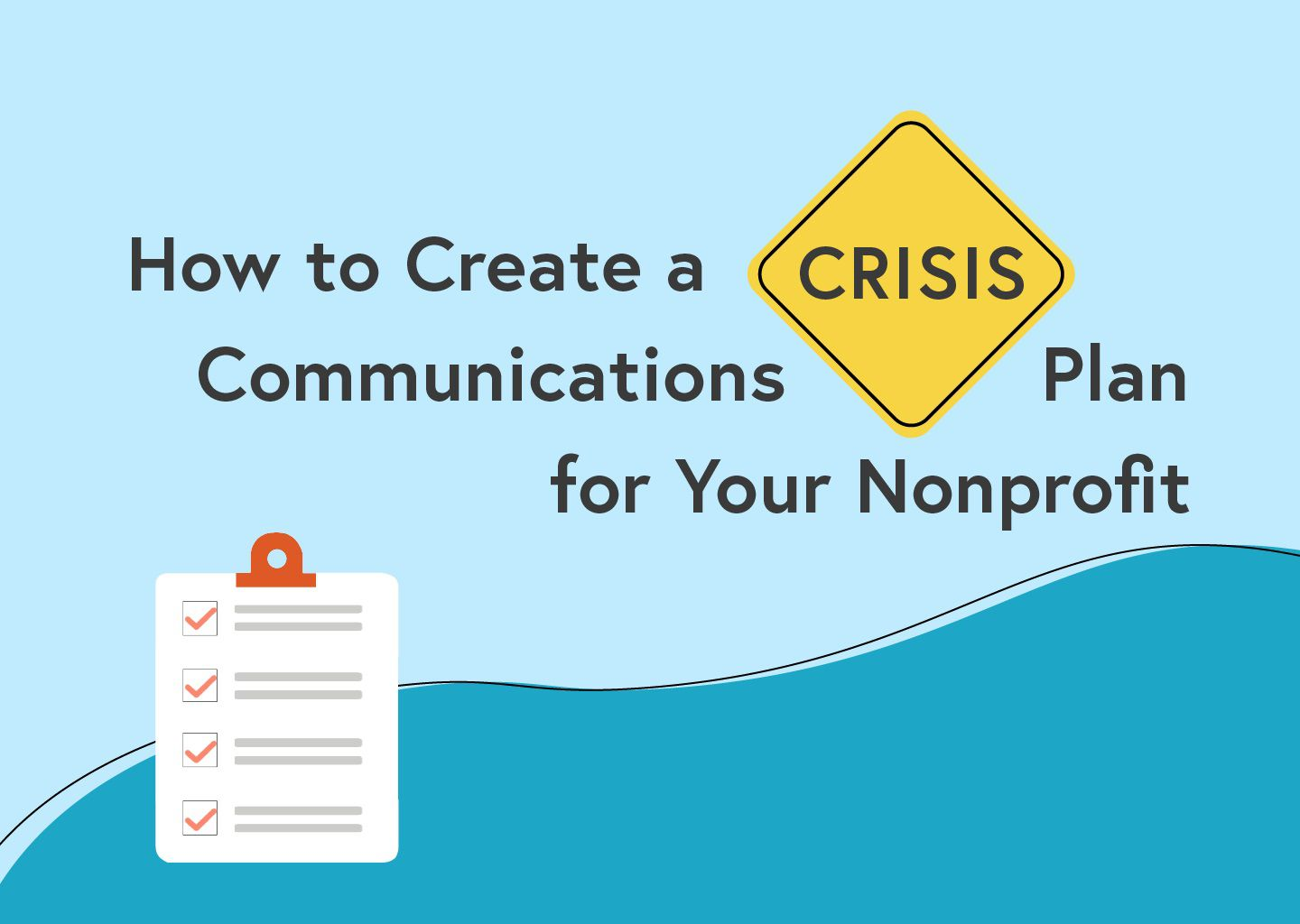 008 Fearsome Crisi Communication Plan Template Example  For Higher Education NonprofitFull