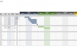 008 Fearsome Free Gantt Chart Template Excel Inspiration  2017 Dynamic Download