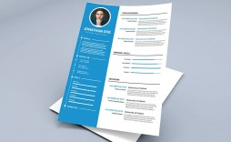 008 Fearsome Two Column Resume Template Word Photo  Cv Free Microsoft