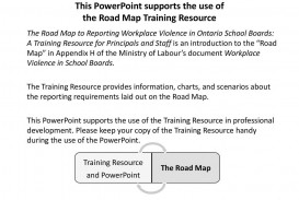 008 Fearsome Workplace Violence Incident Report Form Ontario Image