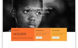 008 Formidable Free Non Profit Website Template Highest Quality  Templates Organization Charity