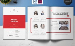 008 Formidable Microsoft Word Design Template Concept  Templates Brochure Free M