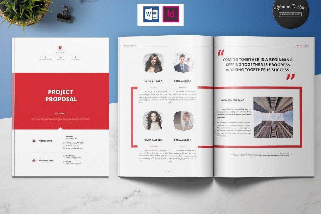 008 Formidable Microsoft Word Design Template Concept  Templates Brochure Free MFull