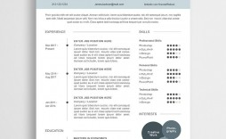 008 Formidable Photoshop Resume Template Free Download Highest Quality  Creative Cv Psd
