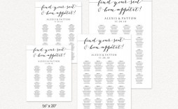 008 Formidable Seating Chart Wedding Template Idea  Table Excel Printable Reception Free