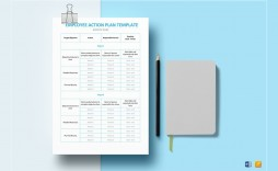 008 Frightening Action Plan Template Word High Resolution  Example Safety Corrective