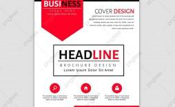 008 Frightening Busines Brochure Design Template Free Download Photo