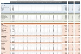 008 Frightening Cash Flow Statement Format Excel Free Download Inspiration  Indirect Method In Direct