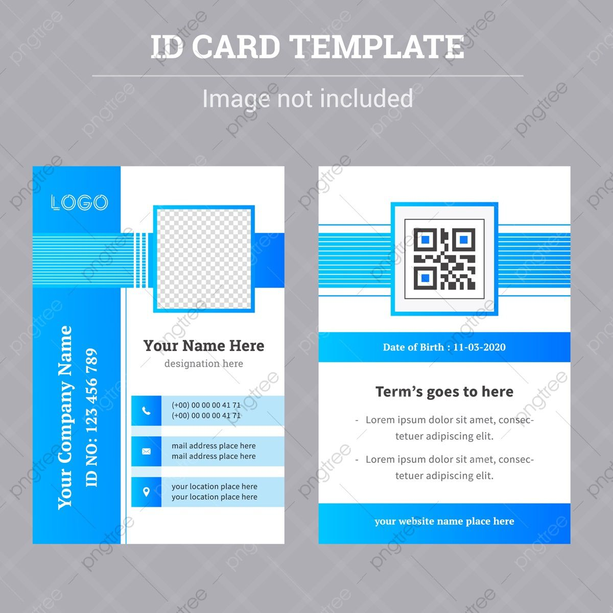 008 Frightening Free Id Badge Template Inspiration  Templates Card Ai Uk IllustratorFull