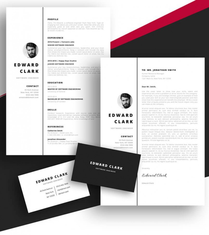 008 Frightening Free Resume Template For Page Highest Clarity  Pages Mac Download Textedit