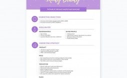 008 Frightening Marketing Campaign Plan Template Pdf Photo