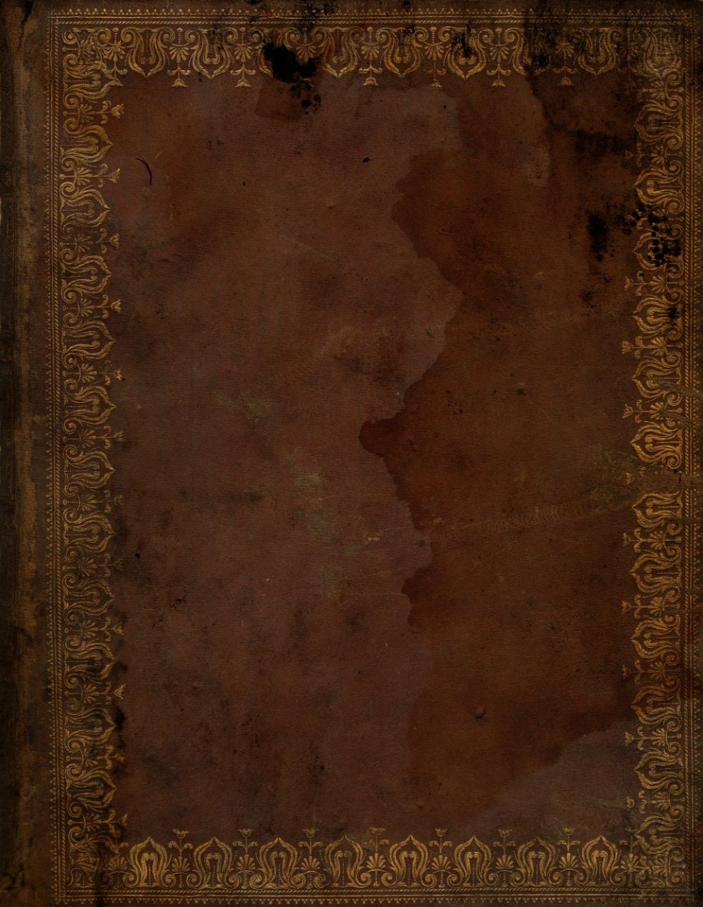 008 Frightening Old Book Cover Template Idea  Fashioned WordLarge