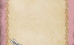 008 Imposing Alice In Wonderland Invitation Template High Resolution  Templates Wedding Birthday Free Tea Party