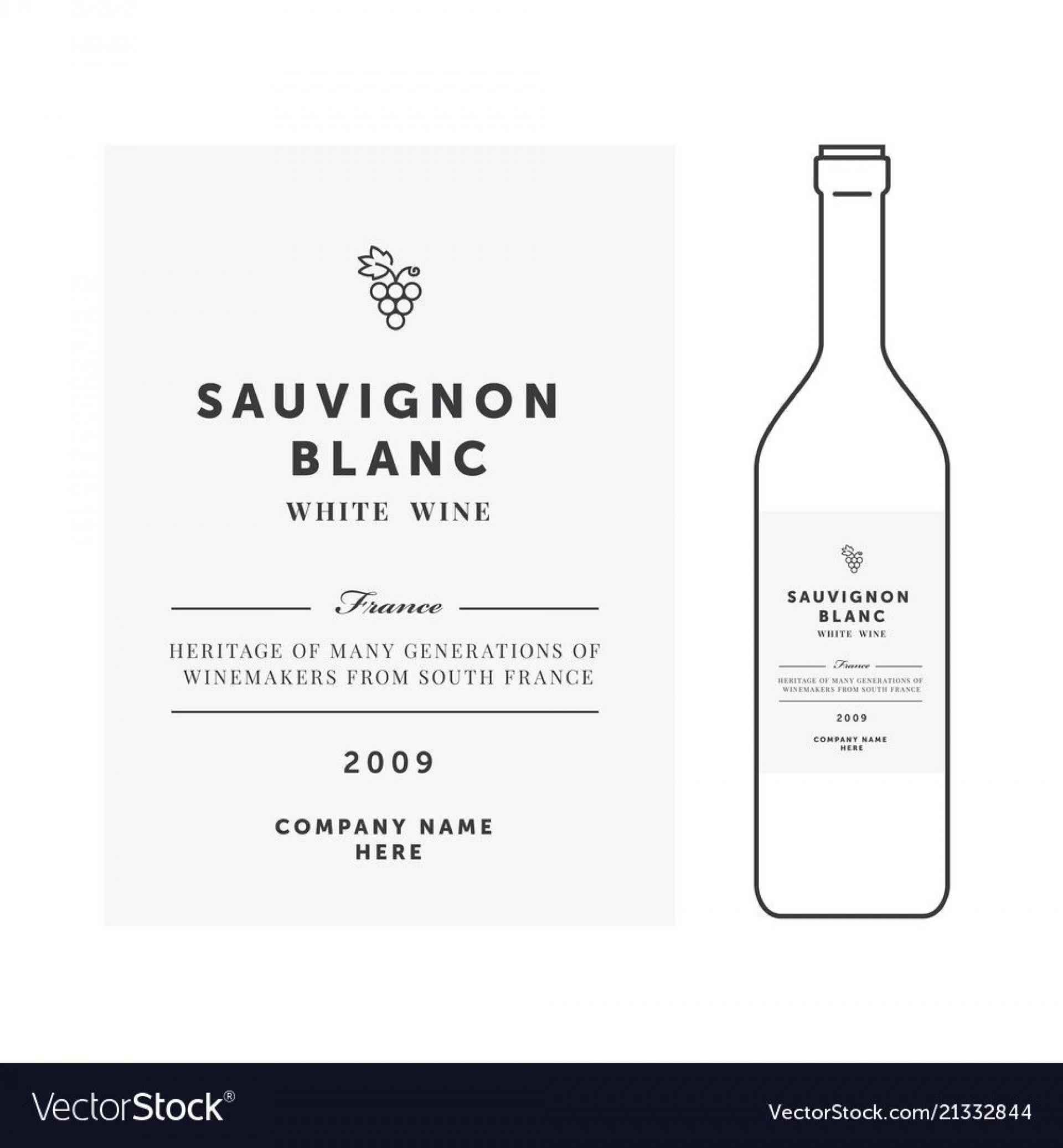 008 Imposing Free Wine Label Template Idea  Online Custom Downloadable Bottle1920