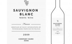 008 Imposing Free Wine Label Template Idea  Online Custom Downloadable Bottle