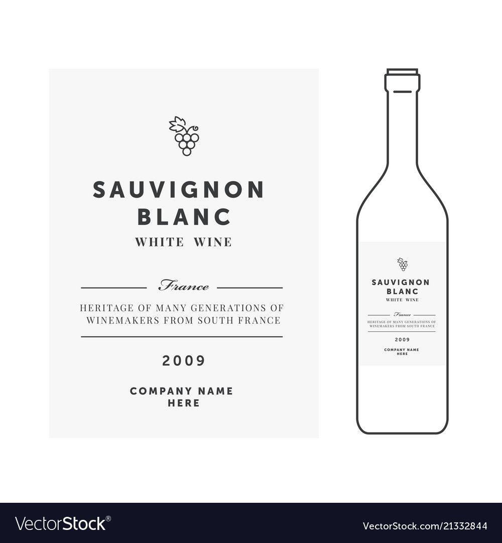 008 Imposing Free Wine Label Template Idea  Online Custom Downloadable BottleFull