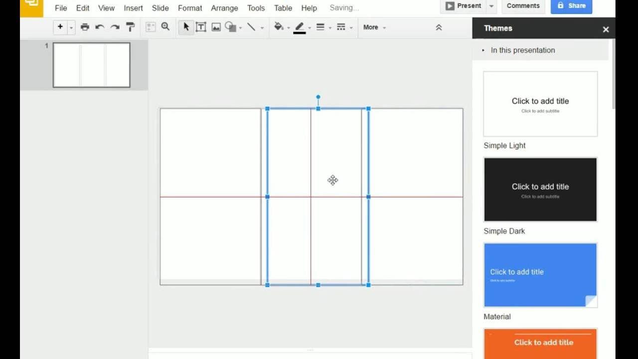 Google Doc Brochure Template Sample