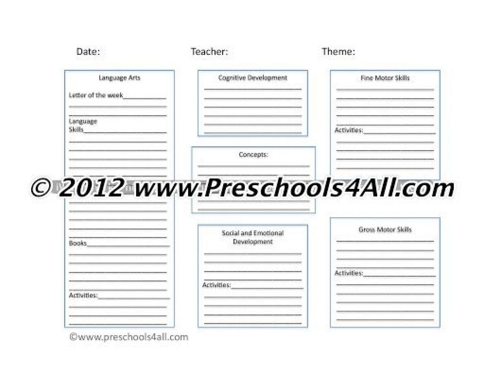 008 Imposing Lesson Plan Book Template Inspiration  Pdf Free Teacher1920