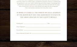 008 Imposing Model Release Form Template High Def  Photography Uk Gdpr Australia
