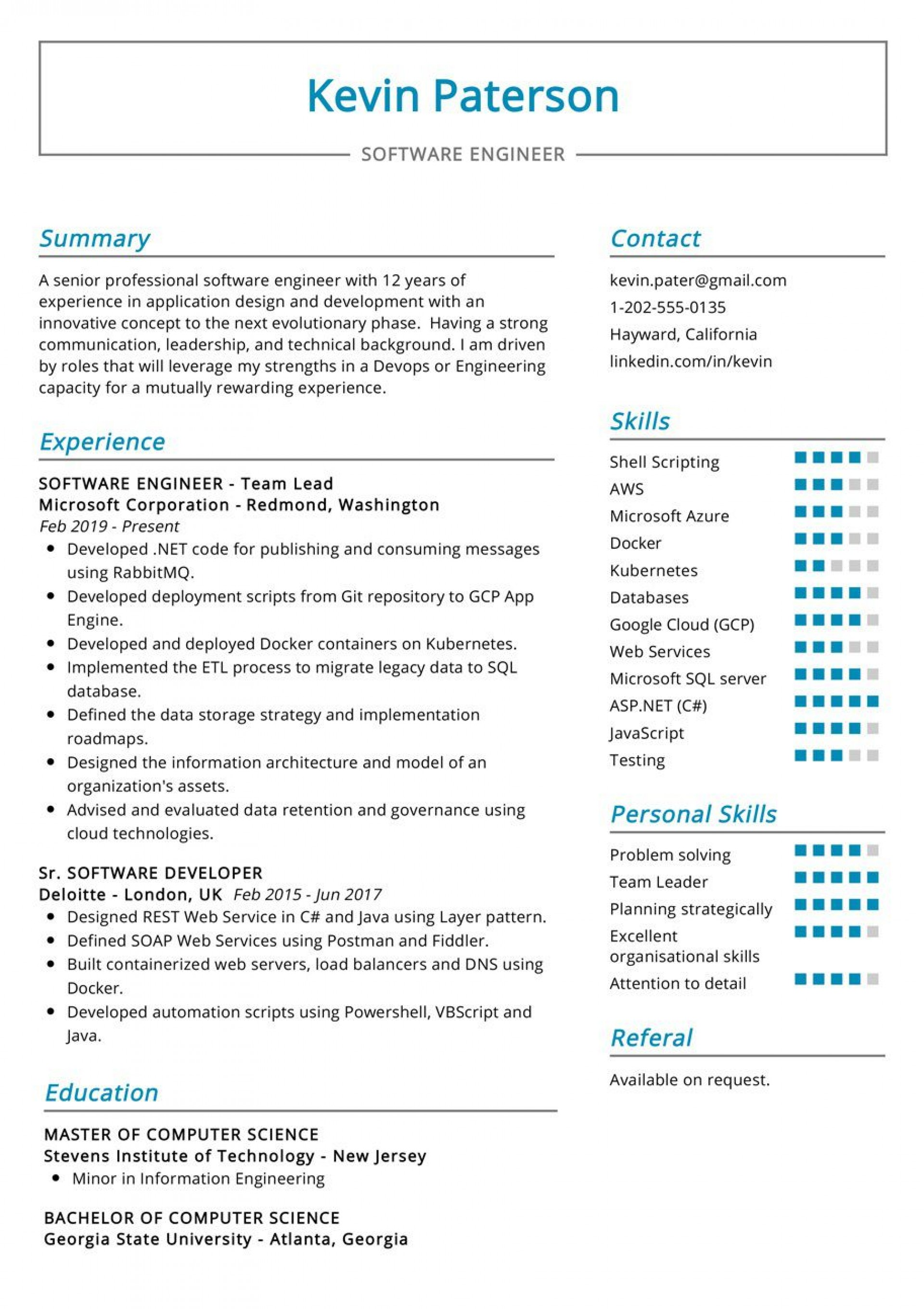 008 Imposing Software Engineer Resume Template Highest Quality  Word Format Free Download Microsoft1920