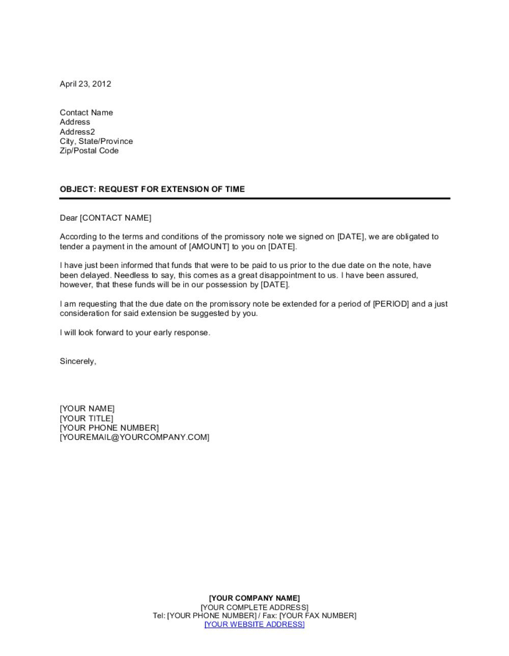 008 Impressive Blank Promissory Note Template Sample  Form Free DownloadFull