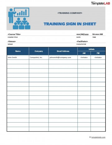 008 Impressive Busines Visitor Sign In Sheet Template Photo 360