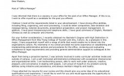 008 Impressive Cover Letter Sample Template For Fresh Graduate In Marketing Highest Clarity