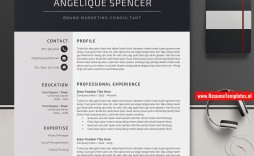 008 Impressive Creative Resume Template Word Highest Quality  Professional Free Download Example Editable