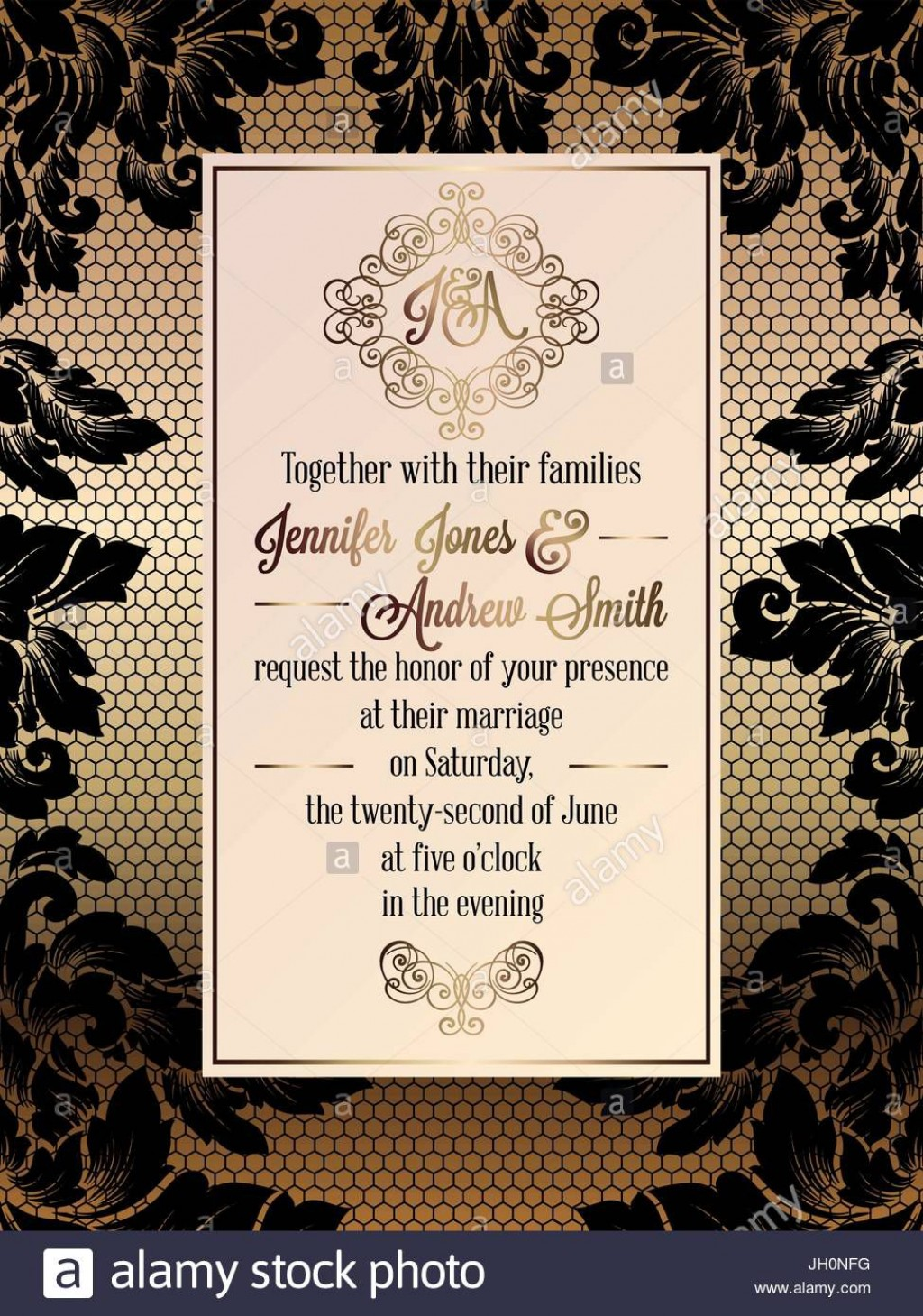 008 Impressive Elegant Wedding Menu Card Template Highest Quality  TemplatesLarge