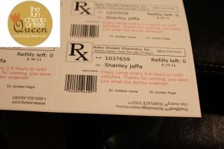 008 Impressive Free Fake Prescription Label Template Inspiration 320